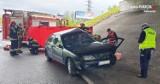 Katowice. Śmiertelny wypadek na DTŚ, obok Auchan. Zginęła kobieta