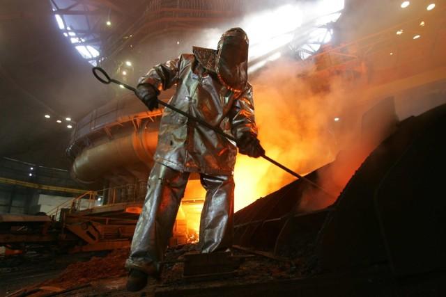 W ArcerolMittal Steel wrze