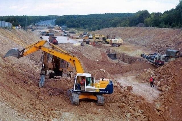 A2: Covec chciał miliard zł na dokończenie budowy