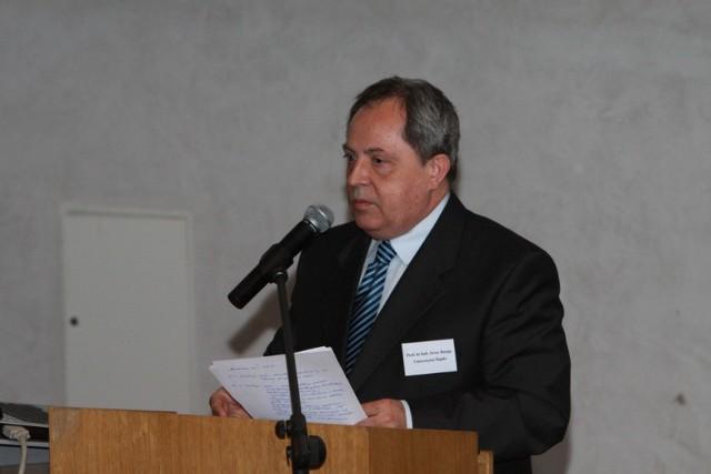 Prof. Jerzy Runge