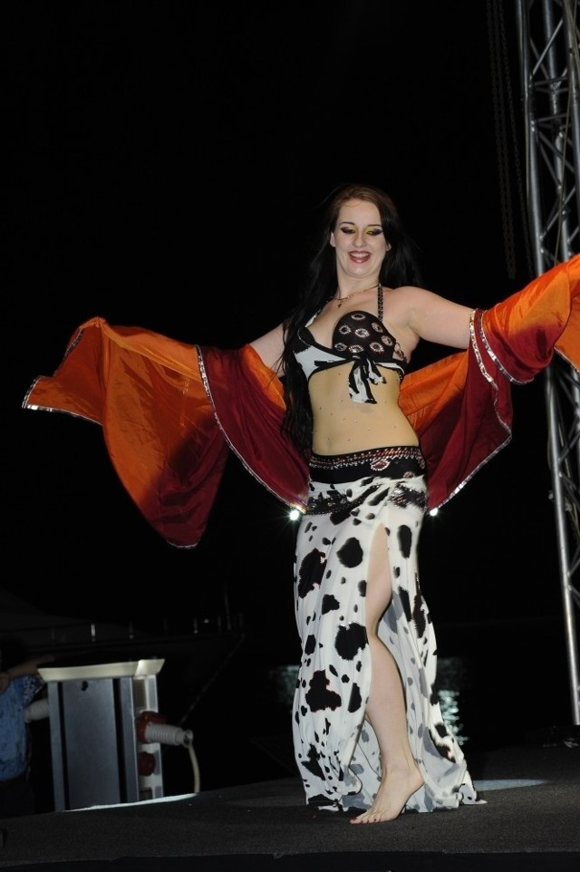 22-letnia Sandra Królikowska z Gdyni uważana jest za jedną z najlepszych wykonawczyń klasycznego tańca egipskiego wśród nie-Egipcjanek