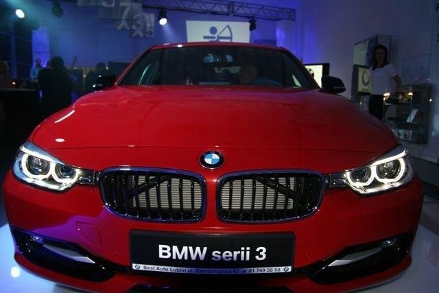 Premiera BMW serii 3 w Lublinie