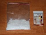 Piekary Śląskie: Policjanci znaleźli amfetaminę w schowku samochodu