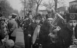 Inowrocław - Górnicza orkiestra dęta z Inowrocławia na archiwalnych zdjęciach