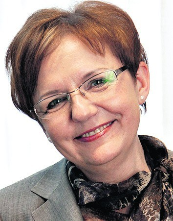 rmina Nikiel, dyrektor PSSE w Lublinie.