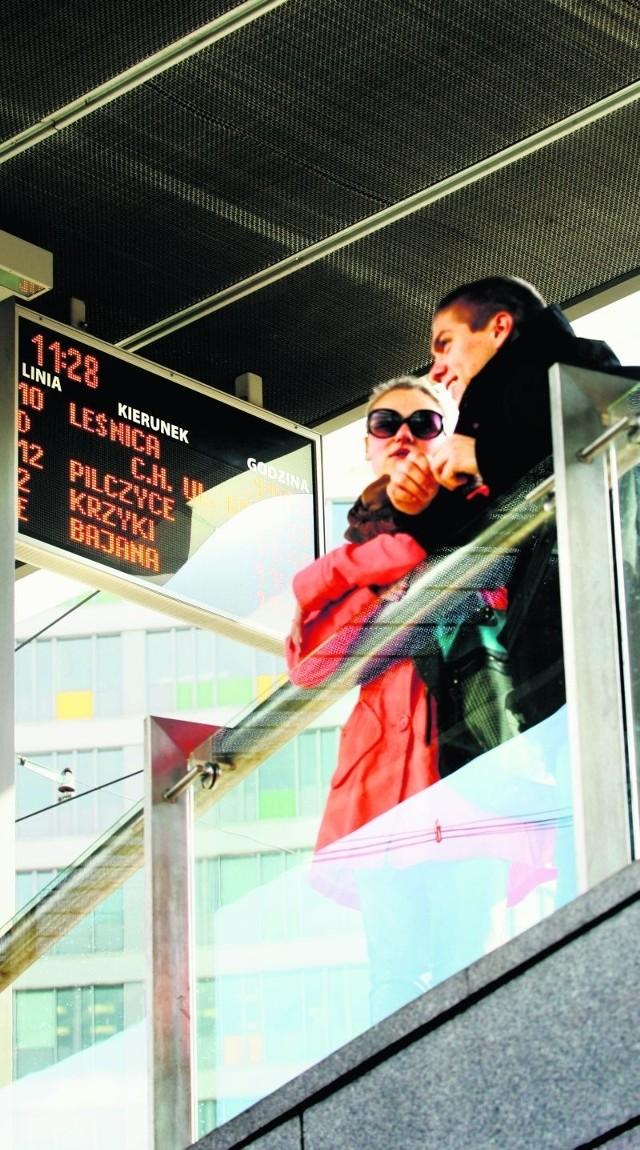 Pasażerów znów czekają zmiany na rondzie Reagana