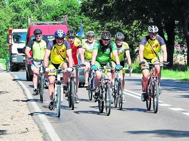 W ciągu 10 dni uczestnicy wyprawy pokonają 700 km