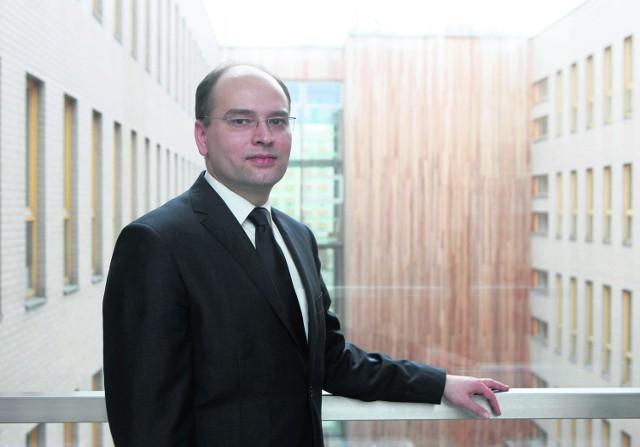 Jacek Gęsiak, prezes Sądu Okręgowego w Katowicach: Ludzie często nie wiedzą jak funkcjonuje sąd
