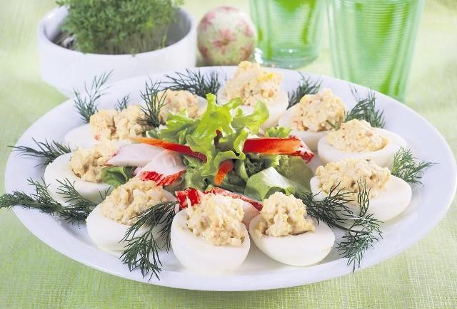 Bohater świątecznego stołu - jajko!