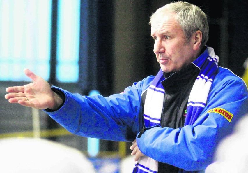 Opiekun biało-niebieskich widzi potencjał w swojej młodej drużynie