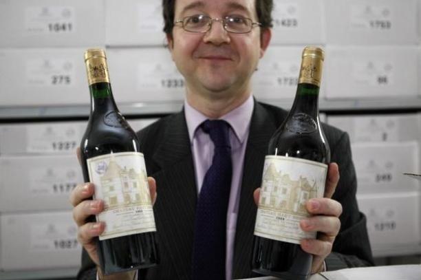 Francuskie alkohole sprzedają się rewelacyjnie. W 2011 roku pobito eksportowy rekord