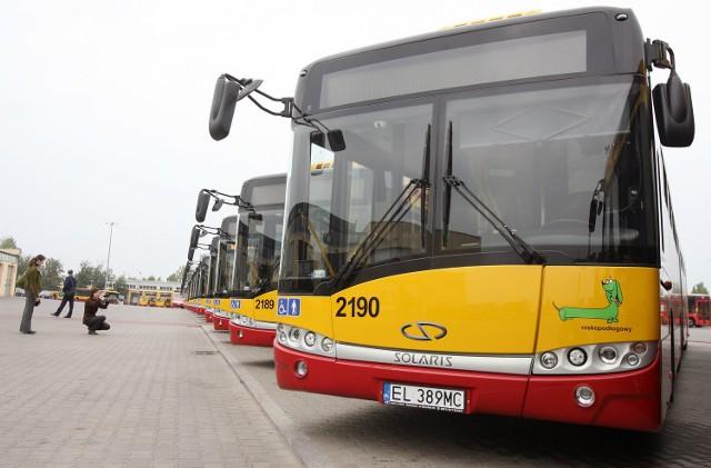 Autobus MPK Łódź pojedzie do Brzezin