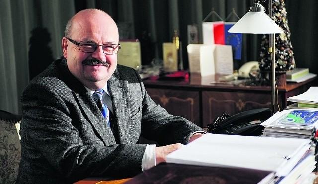 Profesor Ryszard Andrzejak