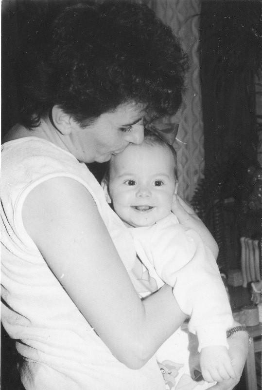 mama: Ewa Blachnierek, córka Barbara, nr 5