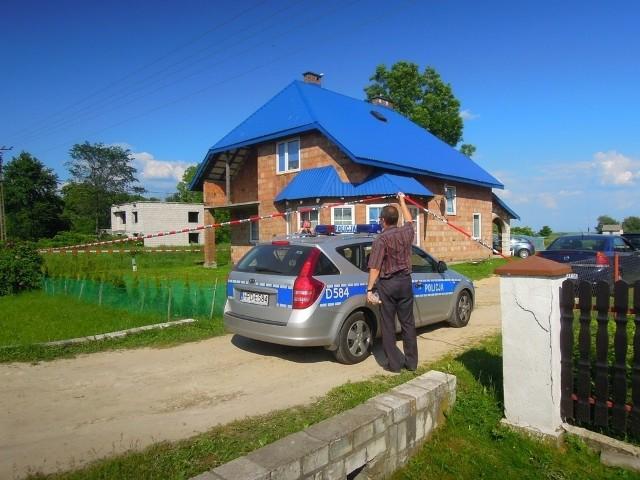 Zamch: Dom, w którym doszło do tragedii
