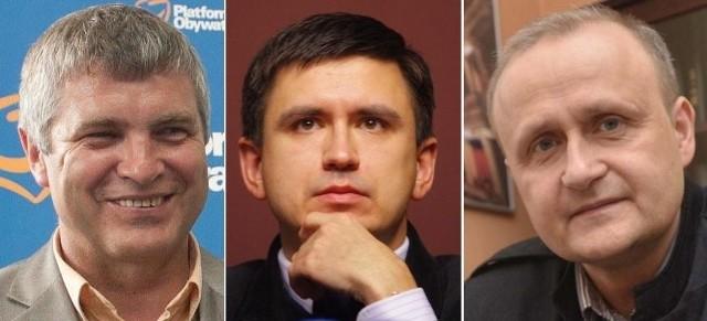 Piotr Waśko, Przemysław Foligowski, Dariusz Jaworski - to oni najczęściej wymieniani są jako potencjalni następny Sławomira Hinca.