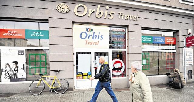 Upadek tak znanego biura turystycznego jak Orbis był zaskoczeniem