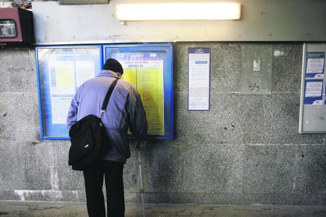 Od 1 lutego zmienia się rozkład jazdy pociągów