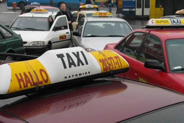 Żaden komputer nie zapewni policjantom tak aktualnej i cennej wiedzy, jak taxi