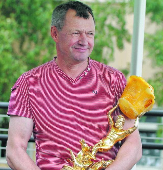Sergiey Pavlenko czekał na odbiór pucharu niemal 4 tygodnie