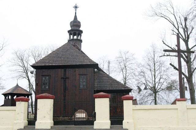 Kościół w Koźlu po remoncie prezentuje się efektownie.