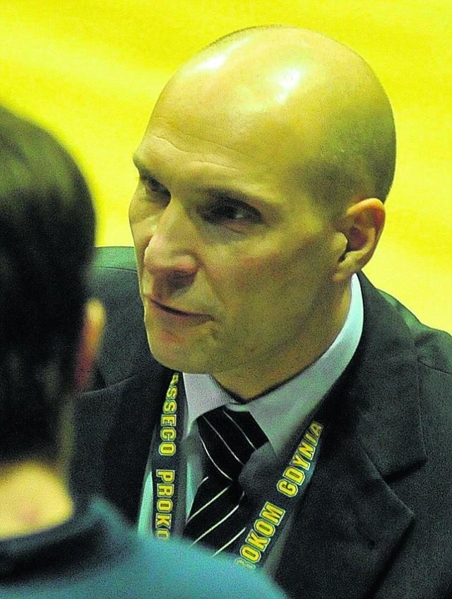 Andrzej Adamek jest zadowolony z postawy zawodników.