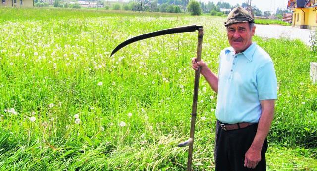 Władysław Strama jest przekonany, że rolnikom z Podhala po ostatniej powodzi bardzo ciężko będzie stanąć na nogi