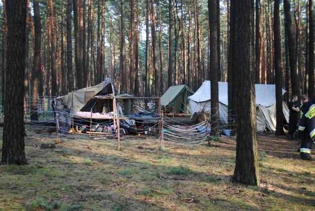 Do tragedii doszło w lesie w Lubuskiem.