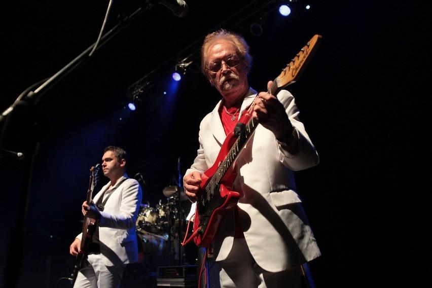 Czerwone Gitary zagrały w łódzkim klubie Wytwórnia koncert...