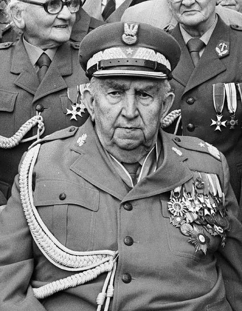Jerzy Ziętek w roku 1981