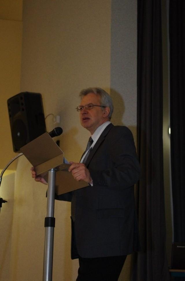 Zjazd PiS odbył się w sobotę w Zespole Szkół nr 5 przy ul. Elsnera w Lublinie