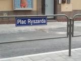 W Katowicach powstał plac Ryszarda? To tylko żart, na cześć... psa !