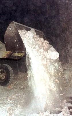 Sól przemysłowa to odpad