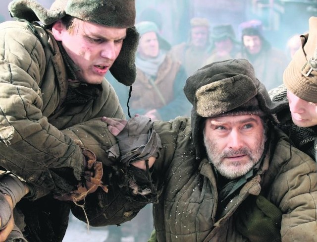 Olgierd Łukaszewicz jako legendarny twórca Armii Krajowej Emil Fieldorf w filmie ?Generał Nil? Ryszarda Bugajskiego. Premiera kinowej fabuły zapowiadana jest na przyszły rok