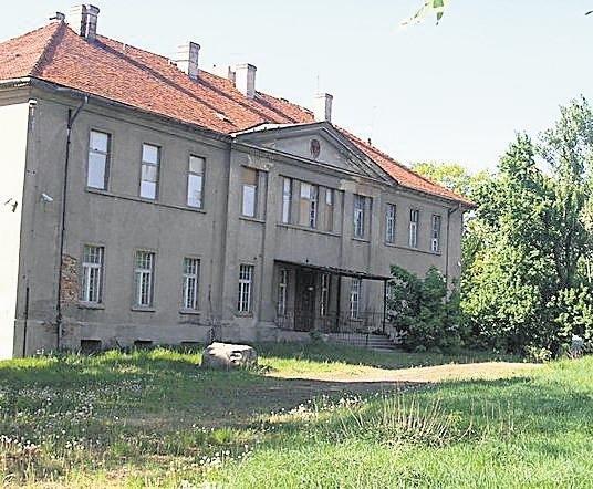Komuniści zabrali Fenrychom wszystko: pałac w Pudliszkach (na zdjęciu), ziemię i lasy.