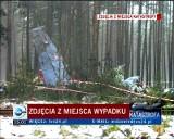 Katastrofy CASY pod Mirosławcem. Piąta rocznica - uroczystości upamiętniające