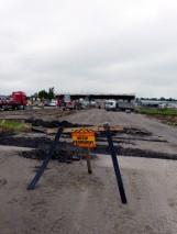 Budowa S17: Trasa Lublin - Piaski nie zachęca kibiców do podróży (ZDJĘCIA)