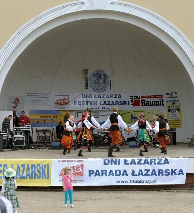 Dni Łazarza to święto dzielnicy, które w tym roku odbędzie się już po raz 23.