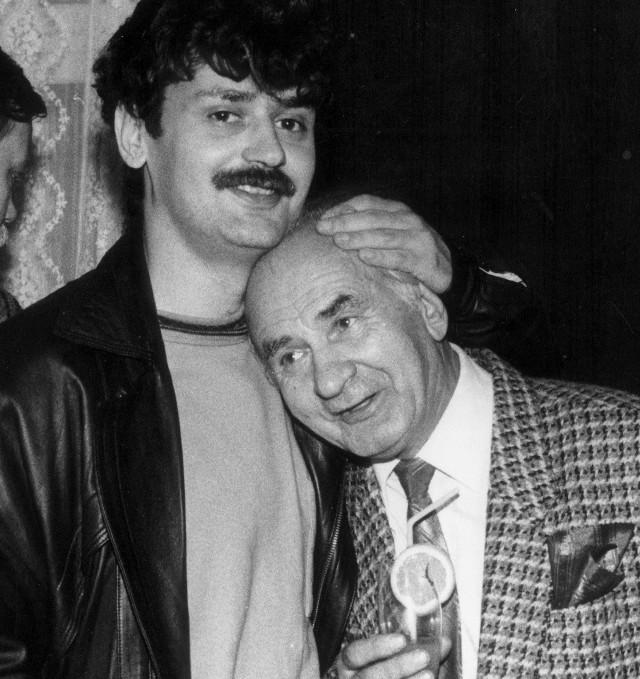 Maciej i Zbigniew Kosycarz