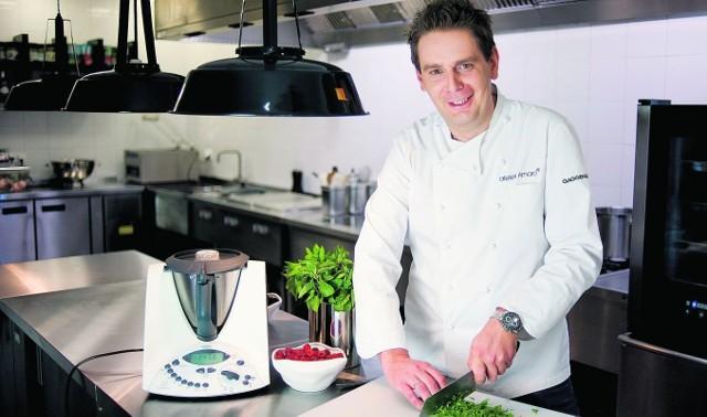 Warszawska restauracja Wojciecha Amaro walczy o pierwszą gwiazdkę w rankingu Michelin