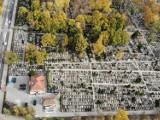 Wszystkich Świętych na cmentarzu parafialnym w Lesznie przy Kąkolewskiej [ZDJĘCIA]