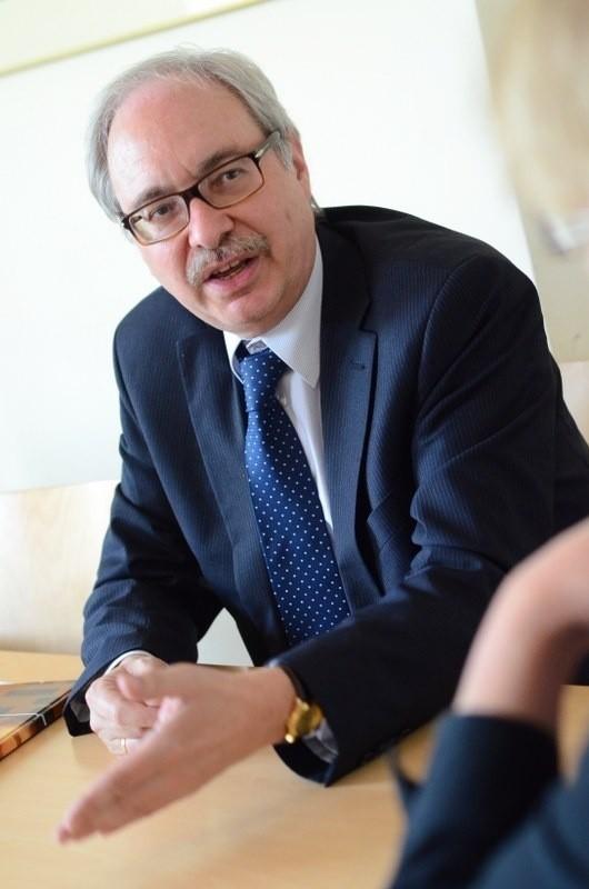 Zygmunt Chyla, prezes TK Development.