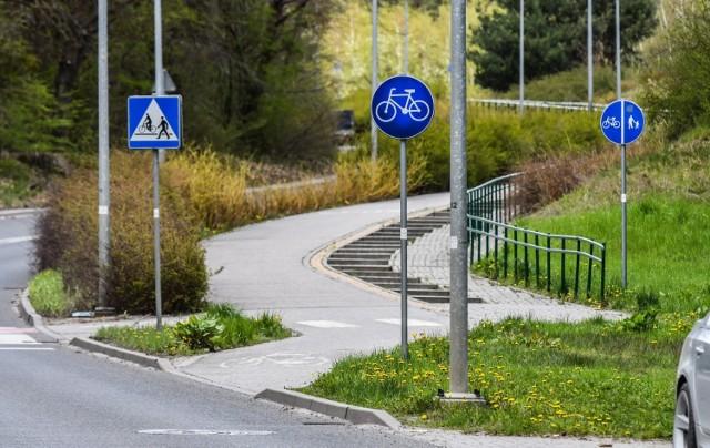 Mieszkańcy Piasków chcieliby poprowadzenia ścieżki rowerowej w kierunku Jachcic.