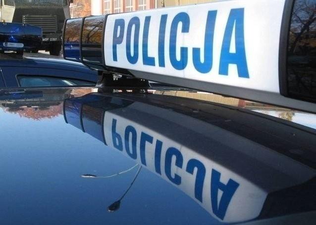 Policja szukała kobiety przez całą noc