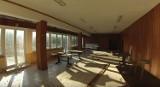 Jarnołtówek. Tak wyglądał ośrodek Leśnik w ostatnich latach. Wybite okna i gnijące meble. Obiekt niedawno zrównano z ziemią [ZDJĘCIA]