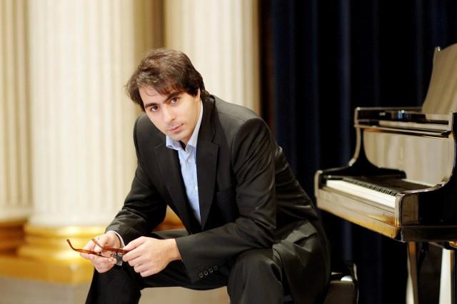 Saleem Abboud Ashkar da w piątek swój pierwszy koncert w Polsce
