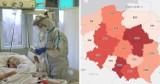 Koronawirus w woj. śląskim. Olbrzymi wzrost nowych zakażeń! Jest rekord zgonów