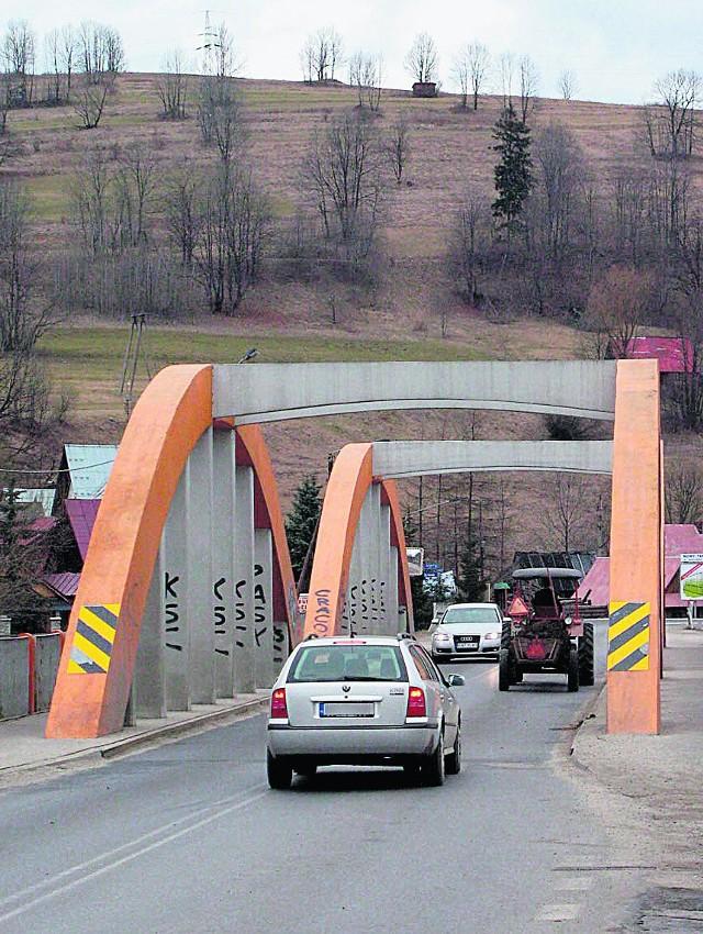 Nowy most będzie szerszy i ma zapewnić bezpieczeństwo
