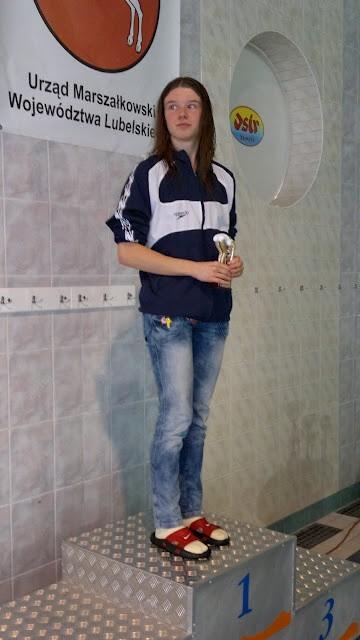 Karolina Zygo (Olimpia Lublin) prezentuje znakomitą formę w...