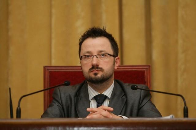 Kacprzak, Cieślak Papierski, Midera, Piątkowski (na zdjęciu), Worach... Kto zostanie wiceprezydentem?